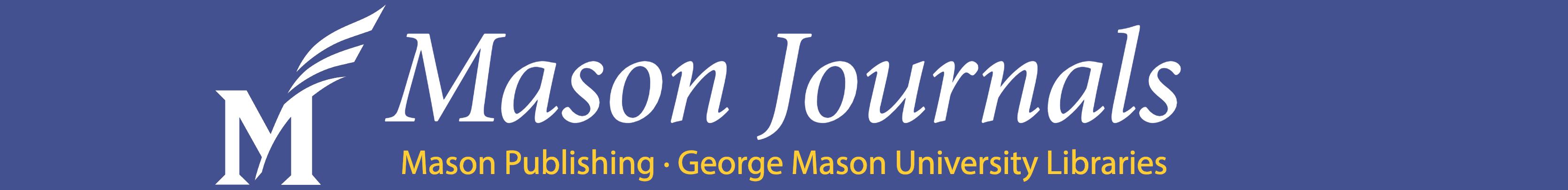 Mason Publishing Journals